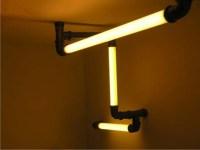 Atomic Lighting Tubes For Industrial Design | DigsDigs