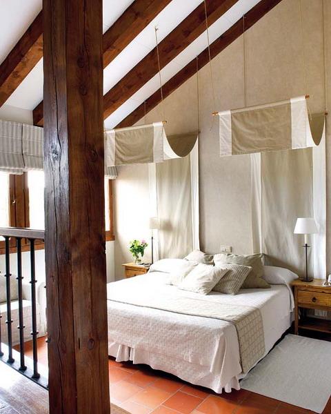 decorating attic bedrooms Bedroom: Attic Bedroom Ideas
