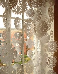 Christmas Window Decorations - Lovely Home Interior Design ...