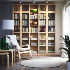 Ikea Poang Chair Cover White Rentals 37 Awesome Billy Bookcases Ideas For Your Home - Digsdigs