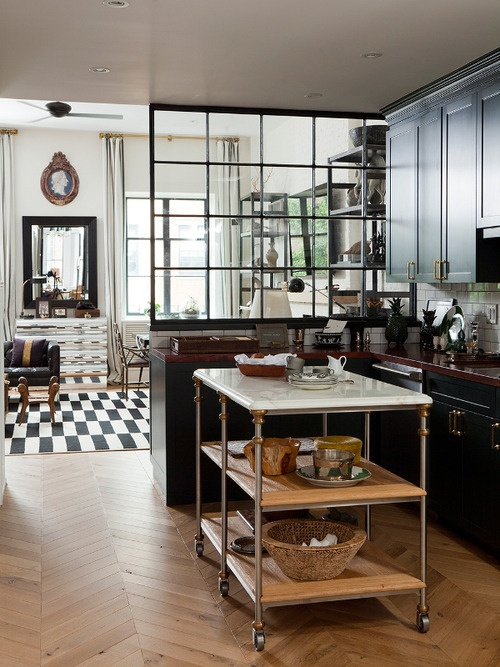47 Awesome Masculine Kitchen Designs DigsDigs