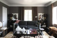 60 Awesome Masculine Living Space Design Ideas In ...