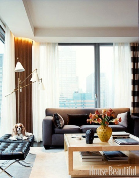 60 Awesome Masculine Living Space Design Ideas In