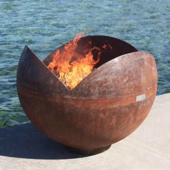 Gas Fire Bowl