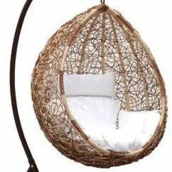 Sling Outdoor Sofa Modern Designs 33 Awesome Hanging Chairs - Digsdigs