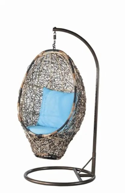 hanging hammock chairs outdoors desk chair bed bath and beyond 33 awesome outdoor - digsdigs