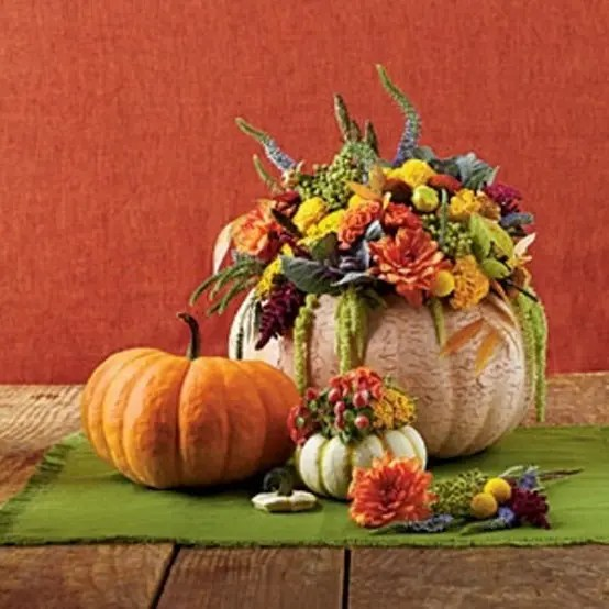 Live Wallpaper Fall Leaves 65 Awesome Pumpkin Centerpieces For Fall And Halloween