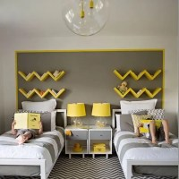 30 Awesome Shared Boys Room Designs To Try - DigsDigs