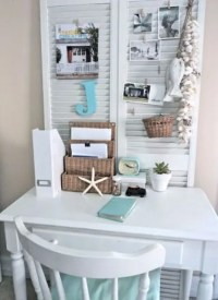 23 Beach-Inspired Home Office Designs - DigsDigs