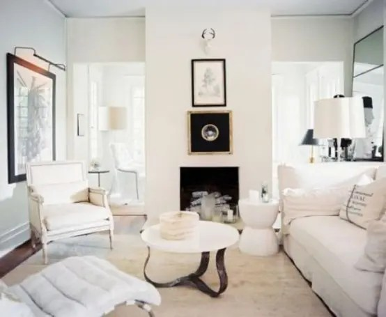 pic of beautiful living room day bed all shades white 30 designs digsdigs rooms