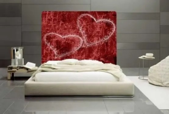 View In Gallery Valentines Day Romantic Bedroom Decorating Ideas Bedrooms How To Decorate For