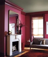 26 Beautiful Burgundy Accents For Fall Home Dcor - DigsDigs