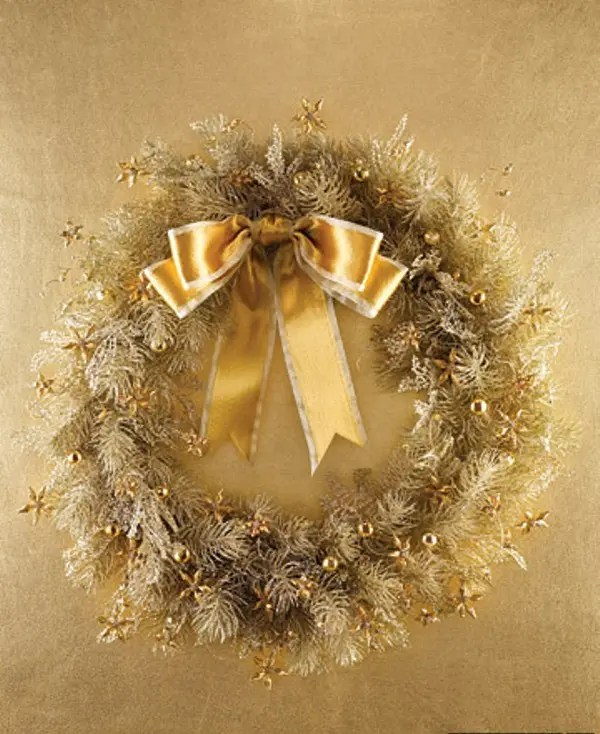 50 Awesome Christmas Wreaths Ideas For All Types Of Dcor