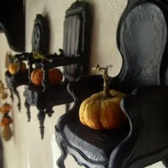 Industrial Kitchen Table Mobile 35 Beautiful Vintage Halloween Décor Ideas - Digsdigs