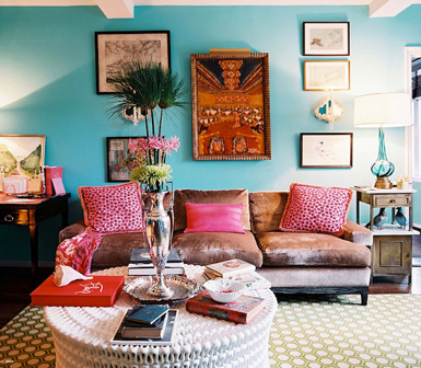 bright colour living room ideas faux wood beams in 111 and colorful design digsdigs beautifully colored