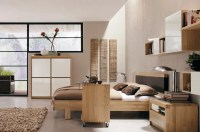 Warm Bedroom Decorating Ideas by Huelsta - DigsDigs