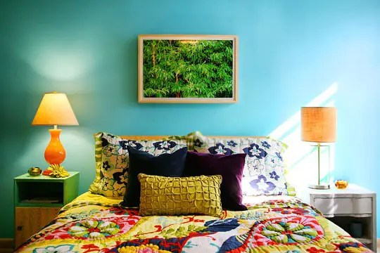 69 Colorful Bedroom Design Ideas  DigsDigs