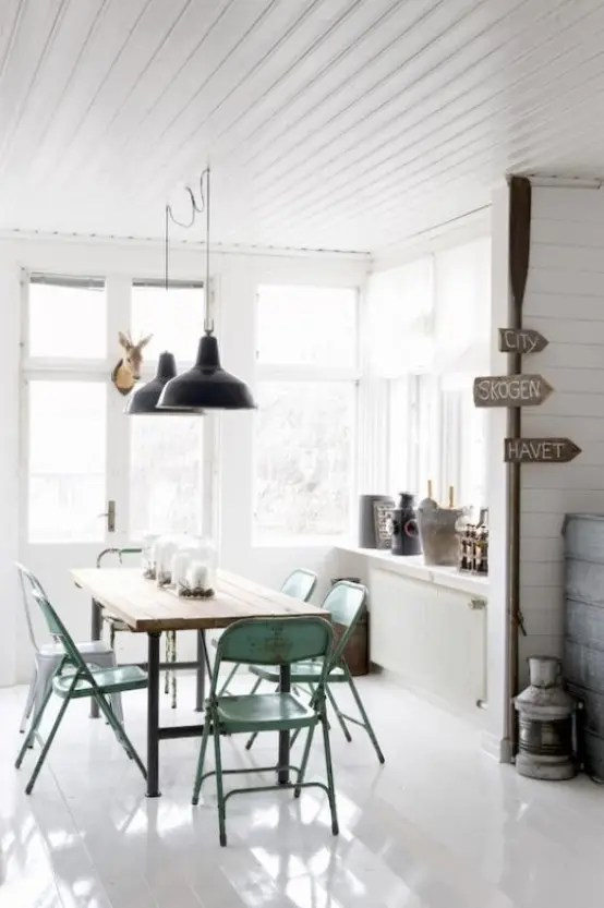 186 The Most Cool Dining Room Designs Of 2014  DigsDigs