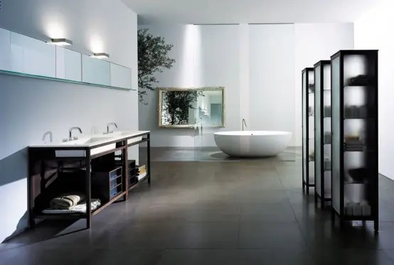 Big Bathroom Inspiration
