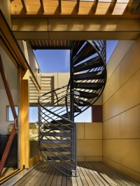 Modern Spiral Staircase Design | Interior Design Ideas