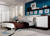 Blue And Turquoise Accents In Bedroom Designs  39 Stylish ...