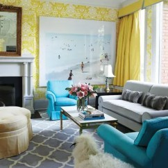 Bright Colour Living Room Ideas Interior Design For Wall Unit 111 And Colorful Digsdigs Playful