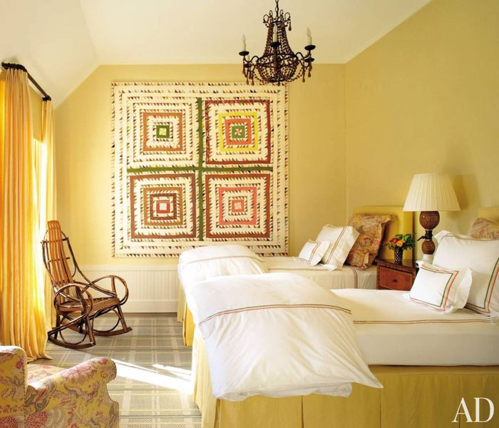 Room Decorating Ideas Yellow Walls