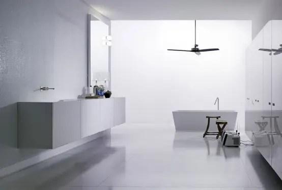 Bright Big Bathroom Inspiration