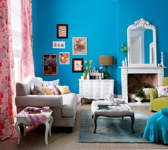 bright colour living room ideas grey furniture 111 and colorful design digsdigs blue
