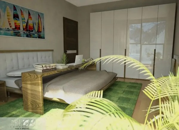 bright tropical bedroom designs 39 Bright Tropical Bedroom Designs | DigsDigs