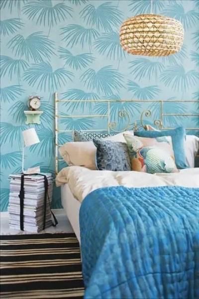 bright tropical bedroom designs 39 Bright Tropical Bedroom Designs - DigsDigs