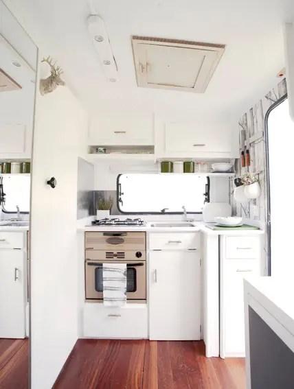 Trailer work play learn for Interior caravan designs