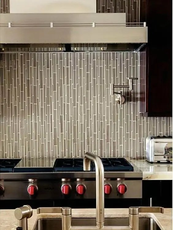 tile for kitchen countertops aide stand mixer 27 ceramic tiles backsplashes that catch your eye ...
