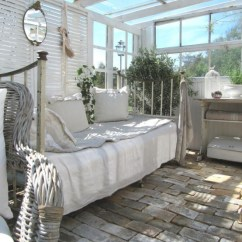Daybed Decorating Ideas Living Room Blue Brown Decor 26 Charming And Inspiring Vintage Sunroom Décor ...