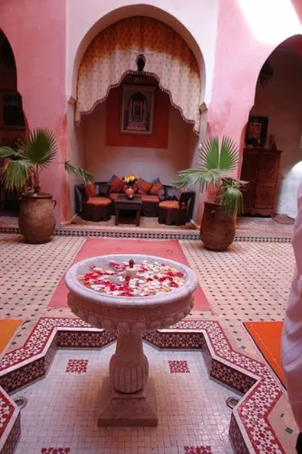 55 Charming MoroccoStyle Patio Designs  DigsDigs