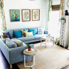 Tropical Decorating Ideas For Living Rooms Room Wall Paint 33 Cheerful Summer Décor - Digsdigs