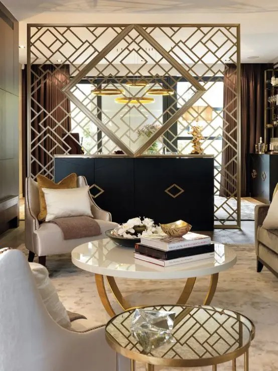 35 Chic And Bold Brass Home D 233 Cor Ideas Digsdigs