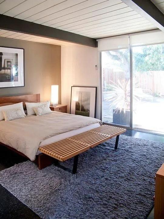 47 Chic And Trendy MidCentury Modern Bedroom Designs