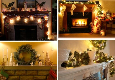 Fireplace Decoration Ideas