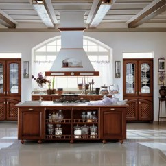 Kitchen Cabinet Materials Rv Cabinets 18 Classic Designs From Ala Cucine - Digsdigs