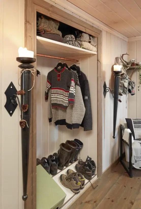 75 Clever Hallway Storage Ideas Digsdigs
