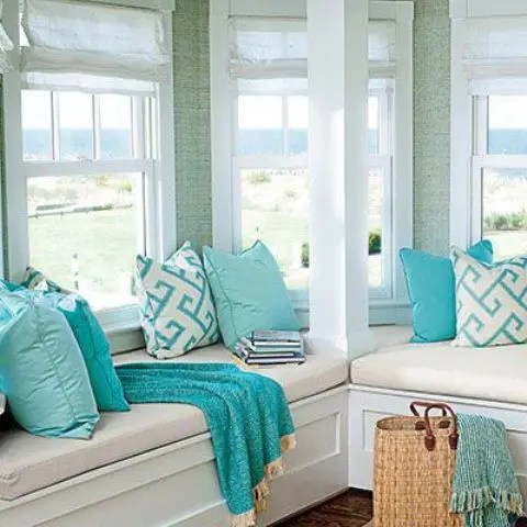 25 Coastal And BeachInspired Sunroom Design Ideas  DigsDigs