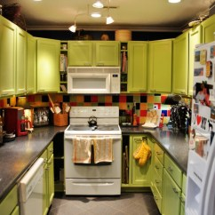 Orange Yellow And Brown Living Room Ideas Contemporary Designs C4 57 Bright Colorful Kitchen Design - Digsdigs