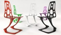 Colorful Modern Stools And Chairs In Cool Shapes - DigsDigs
