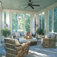 36 Comfy And Relaxing Screened Patio And Porch Design ...