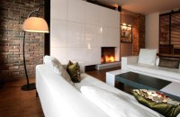 33 Real Life Examples of Using Modern Fireplaces in Home ...