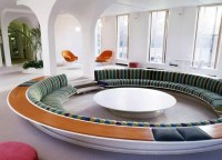 Conversation Pit Comeback: 30 Cool Design Ideas | DigsDigs