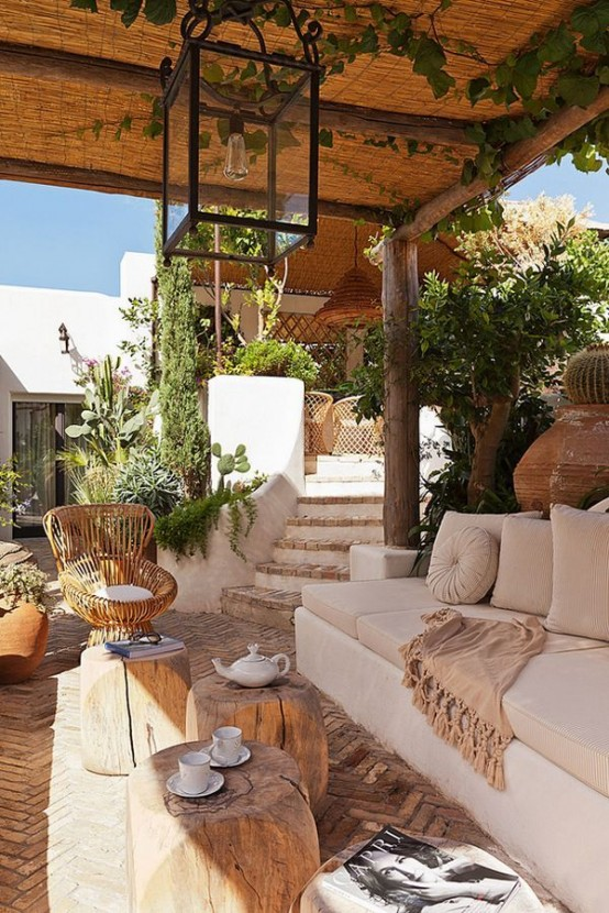 36 Cool And Inviting Summer Terrace Dcor Ideas  DigsDigs