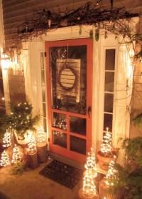 38 Cool Christmas Porch Dcor Ideas - DigsDigs