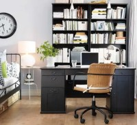 43 Cool And Thoughtful Home Office Storage Ideas - DigsDigs